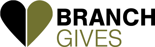 Branch Gives back to the community.